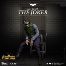 DC : Dynamic 8ction Heroes : The Dark Knight (Batman) - The Joker (Deluxe Edition Special)