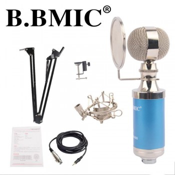 B. BMIC Bottle Condenser Microphone - Blue (Set)