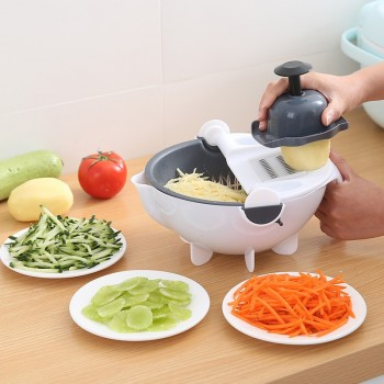 9 in 1 Multifunction Easy Food Chopper