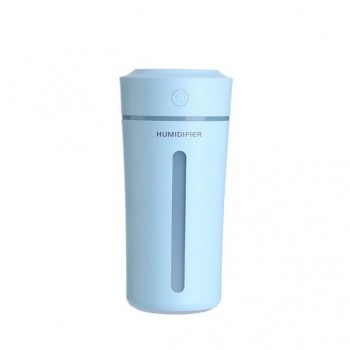 Ultrasonic Humidifier Color Cup Blue
