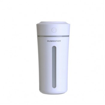 Ultrasonic Humidifier Color Cup White