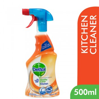 Dettol Trigger Kitchen Cleaner 500ml
