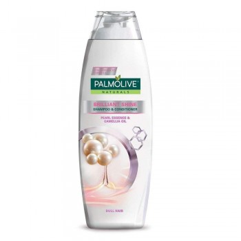 Palmolive Naturals Brilliant Shine (Dull Hair) Shampoo & Conditioner 180ml