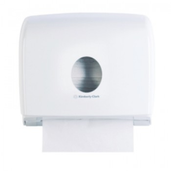 SCOTT® AQUARIUS Compact Multifold Towel Dispenser (Small)