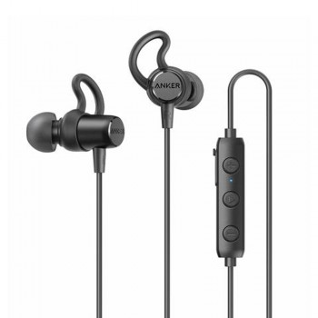 Anker A3236 SoundBuds Surge Wireless Bluetooth Earphones - Black