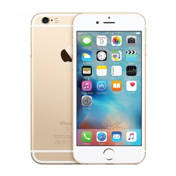 "Apple iPhone 6 4.7"" LED-Backlit IPS LCD Smartphone - 32gb, 1gb, 8mp, 1810mAh, Gold"