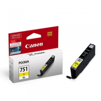 Canon CLI-751XL Yellow Ink Cartridge