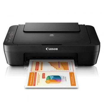 Canon PIXMA MG2570S - A4 3-in-1 Color Inkjet Printer