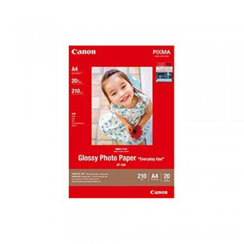 Canon GP-508 Glossy Photo Paper A4 (20 shts)