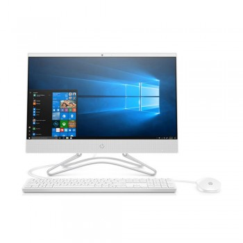 "HP 22-c0037d 21.5"" FHD IPS All-in-One Desktop PC - i3-8130U, 4gb ddr4, 1tb, W10"