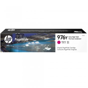HP 976Y Magenta Original Ink Cartridge (L0R06A)