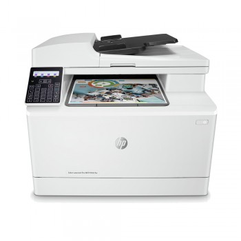 HP Color LaserJet Pro MFP M181FW 4 In 1 Printer - A4