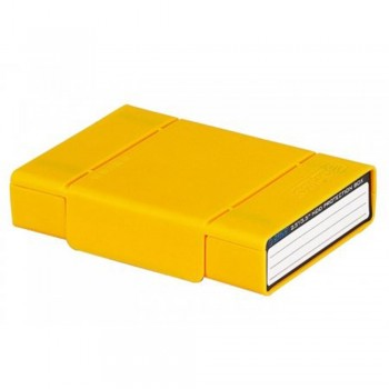 """Orico PHP-35 3.5"""" HDD Protector (Yellow)"""
