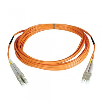 LC-LC 62.5/125 Multimode Duplex Fiber Patch Cable 10 meter (S084)