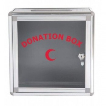 Donation Box WB625 - 32H x 32W x 16D cm (Item No: G04-15) A6R1B7