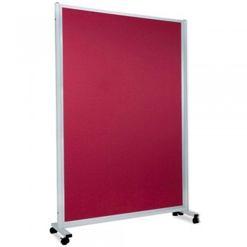 WP-MP36-FA1 MOBILE PANELS 94 x 210 x 43CM - RED (Item No : G05-179)