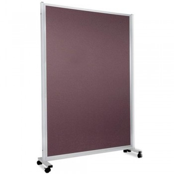 WP-MP36-FA4 MOBILE PANELS 94 x 210 x 43CM - Brown (Item No : G05-182)