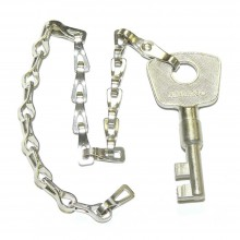 Amano Station Key No.25 - Use for PR600 Watchman Clock