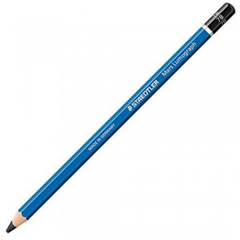 Staedtler Mars Lumograph Pencil 12/Box-7B