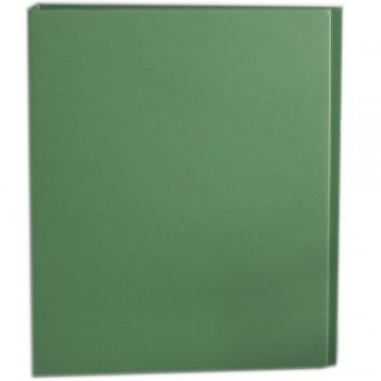 CBE 2D629 2-D 40MM PVC Ring File (A4) Green