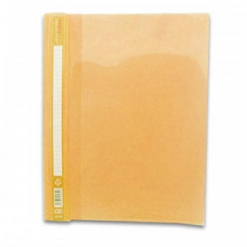 CBE 818A POCKETMANAGEMENT FILE A4 YELLOW (Item No: B10-07 YL)