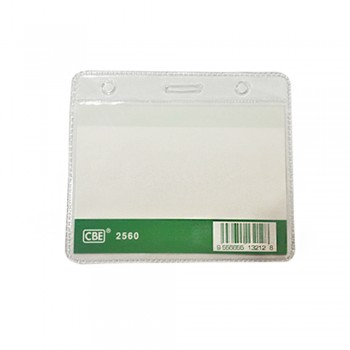 CBE 2560 Name Badge W/O Clip (110MM X 80MM)