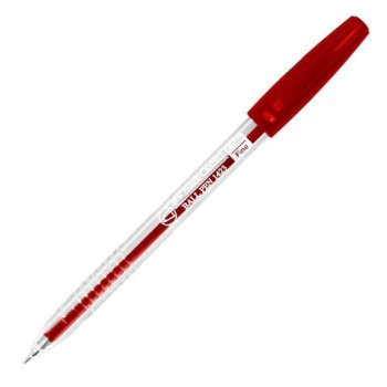 Faber Castell 1423 Ball Pen - Fine 0.7mm Red (Item No: A02-05 1423/7RD) A1R1B149