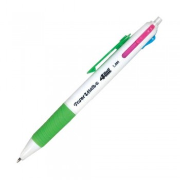 Papermate 4 Ball Neon colours Pen (Item No: A04-08) A1R1B186