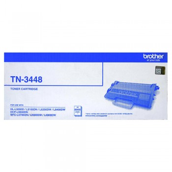 Brother TN-3448 Toner 8k