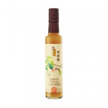 CHEN JIAH JUANG Organic Lemon Vinegar 250ml