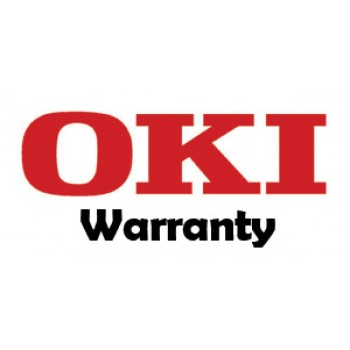 Oki Warranty 1+4 years