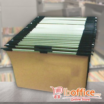 Snowdex Filing Pocket Continuos Suspended File - 50pcs Pockets