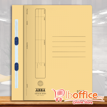 Manila Flat File - ABBA 350PM - Buff