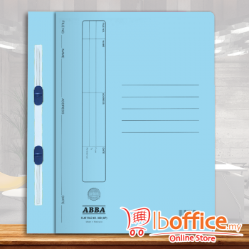 Manila Flat File - ABBA 350PM - Blue