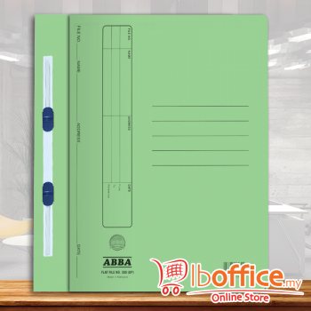 Manila Flat File - ABBA 350PM - Green