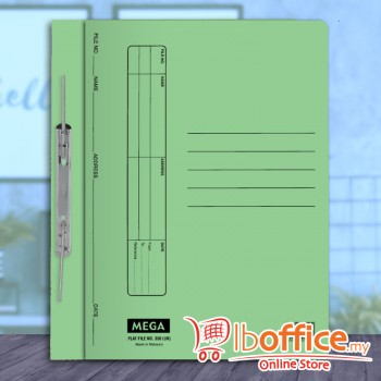 Manila Flat File - Mega 350UK - Green