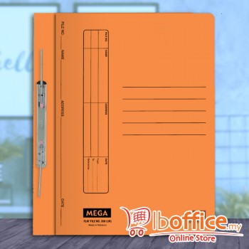 Manila Flat File - Mega 350UK - Orange