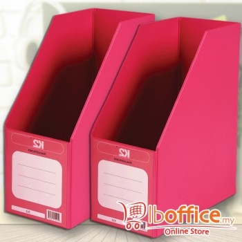 Magazine Holder - K2-612 - 6-Inch - Dark Pink