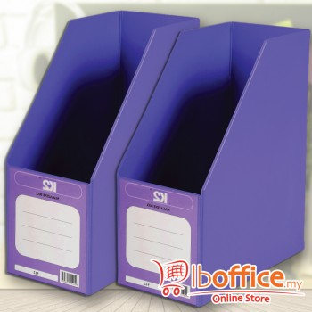 Magazine Holder - K2-612 - 6-Inch - Purple