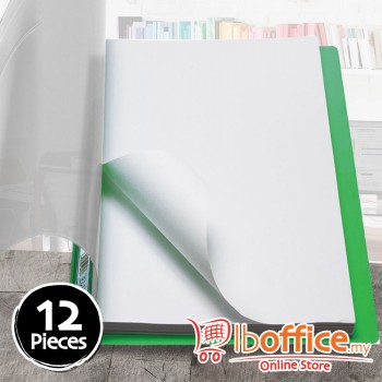 PVC Management File - EMI 807A - A4 - Green - 12pcs