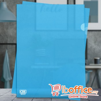 PP Document Holder - CBE 9001 - A4 - Blue