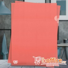 PP Document Holder - CBE 9001 - A4 - Pink