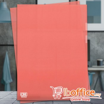 PP Document Holder - CBE 9002 - F4 - Pink
