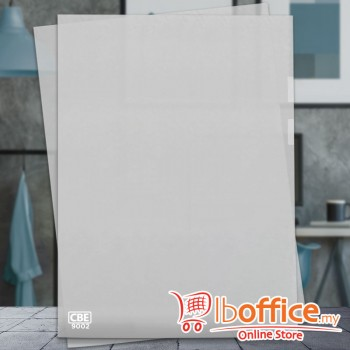 PP Document Holder - CBE 9002 - F4 - White