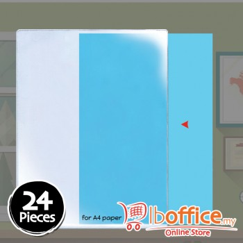 Document Holder - LB C' Shape - A4 - 24pcs