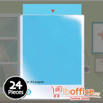 Document Holder - LB U' Shape - A4 - 24pcs