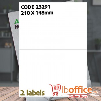 Laser Label - ABBA 23291 - 100sheets