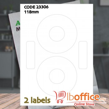 Laser Label - ABBA 23306 - 100sheets