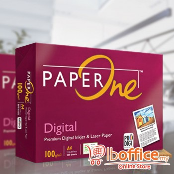 PaperOne Digital Paper - A4 100gsm - 500sheets - 1ream