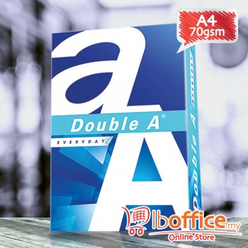 Double A Paper - A4 70gsm - 500sheets - 1ream